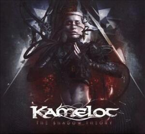 KAMELOT (U.S.) - THE SHADOW THEORY * NEW CD