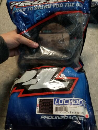 "Pro-Line /""Lockdown/"" XTR Off-Road F//R Tires No Foam for Baja Losi 5 SC Pair 2"