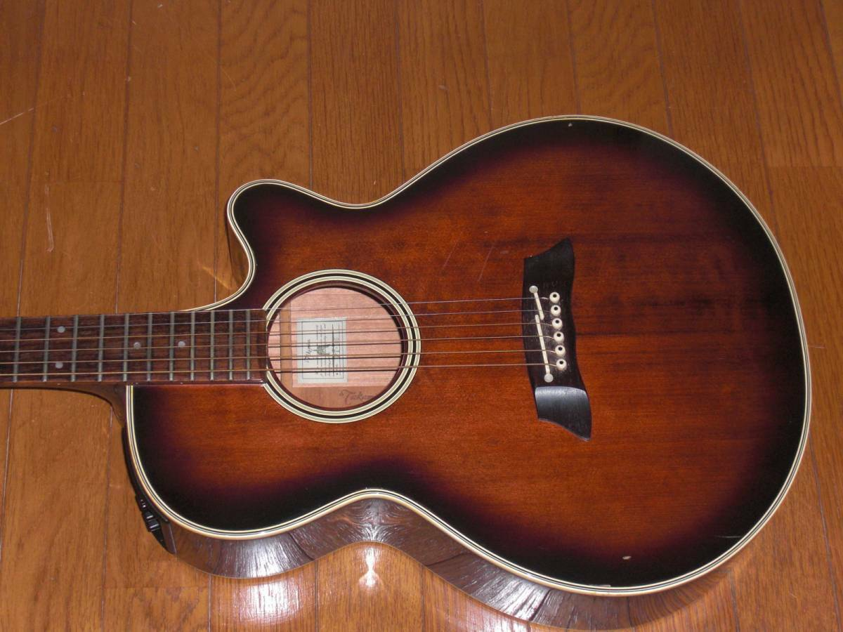 TAKAMINE PT-106 beutiful JAPAN rare useful EMS F S