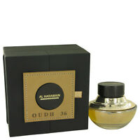 Oudh 36 Haramain Unisex Eau De Parfum Spray 2.5 Oz Fragrance