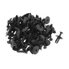 50 Stueck 20 x 7 mm Kunststoff Niete Auto Pin Clips V2A7 E3E0
