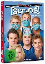 SCRUBS - Die Anfänger, Staffel 9 (Deutsch, Englisch)   DVD-Set   OVP