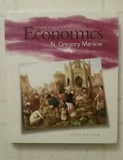 Essentials of Economics by N. Gregory Mankiw