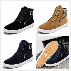 New Fashion Men's Casual High Top Sport shoes Sneakers Athletic Running Shoes+++