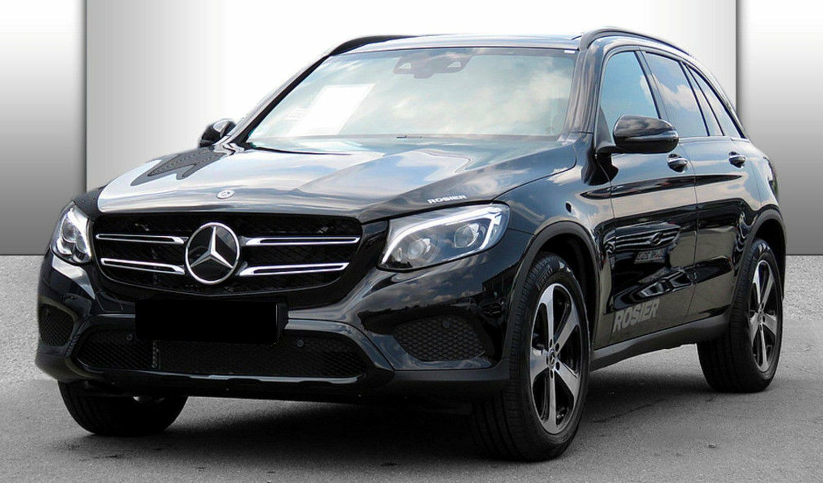 Mercedes GLC350 d 3,0 aut. 4-M 5d - 5.738 kr.