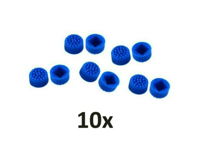 Trackpoint Mouse Blue Stick Point Cap Nipple for Toshiba//HP Laptop 2 per lot