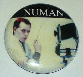 Tubeway Army Gary Numan Replicas/The Plan etc  25mm Pin Badge TA2