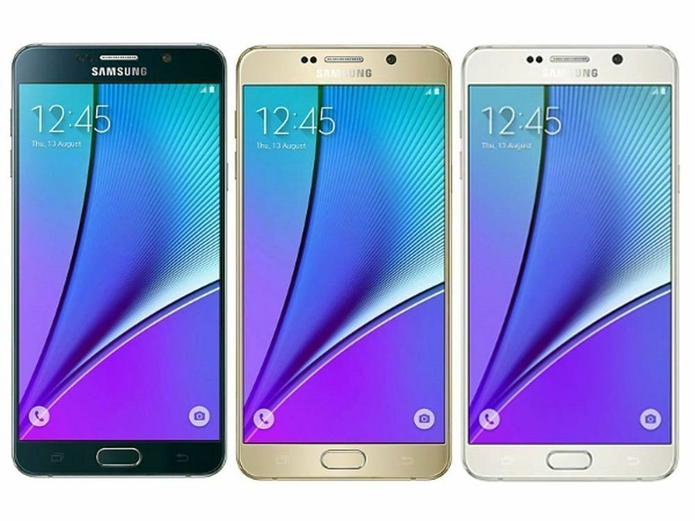 Samsung Galaxy Note 5 (Verizon / Straight Talk / Unlocked