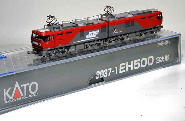 Kato 3037-1 Electric Locomotive EH500 Third Edition - N
