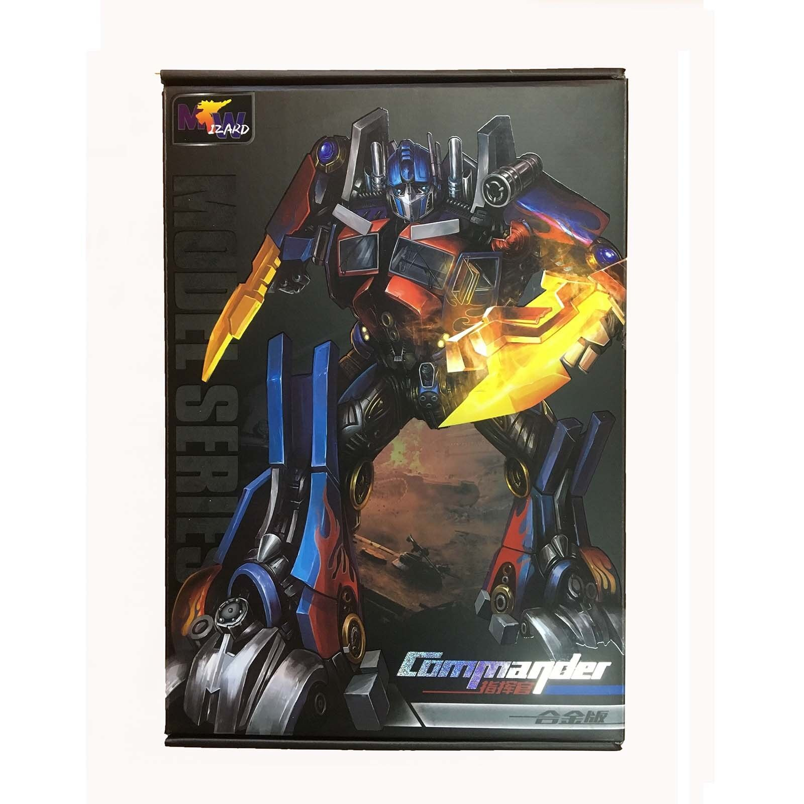 Transformers WEIJIANG SS05 Commander OverTailled Optimus Prime Regalo Giocattoli