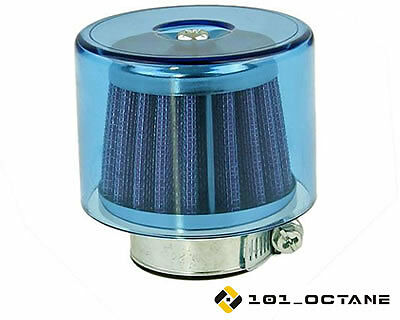 Peugeot Speedfight LC 50  38mm Free Flow Air Filter Blue