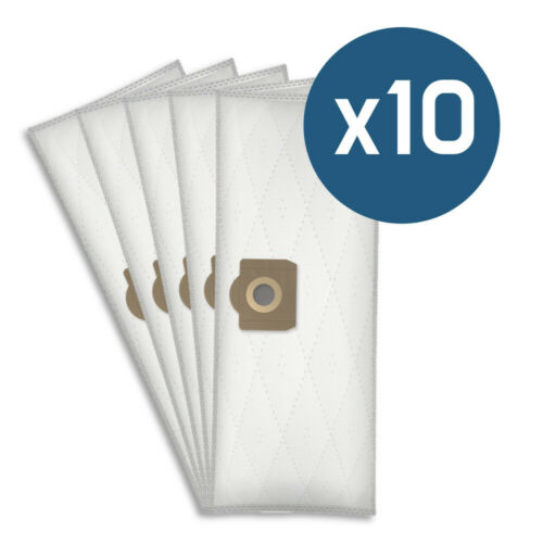 10x Sacs d/'aspirateur pour Rowenta RU010