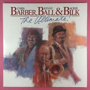 Chris-Barber-Kenny-Sfera-amp-Acker-Bilk-il-Ultimate-Kaz-Records-KAZ-LP4-Ex