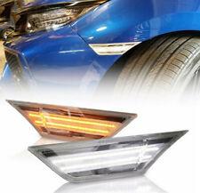 For 16 20 Honda Civic Clean Smd Led Side Marker Lights Signal Lamps Kiplr