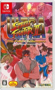Nintendo-Switch-ULTRA-STREET-FIGHTER-II-The-Final-Challengers-Japan-F-S