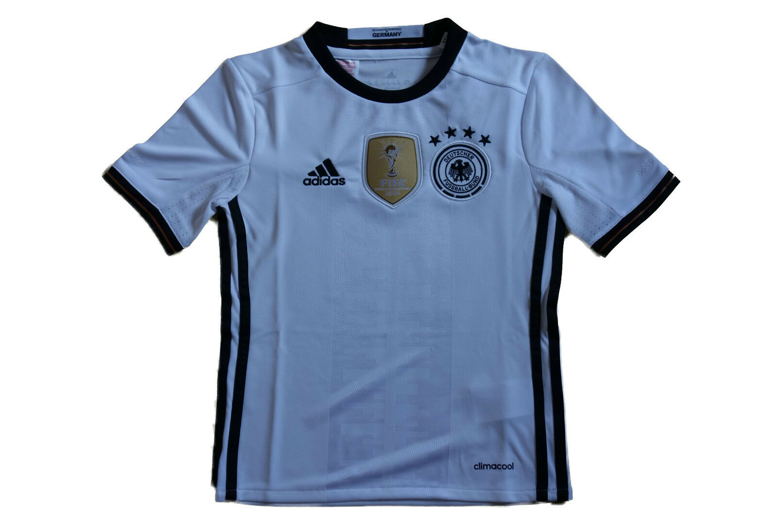 ADIDAS GERMANY DFB FOOTBALL Kids Leotard Size 152 164 176 AA0138 World Cup NEW