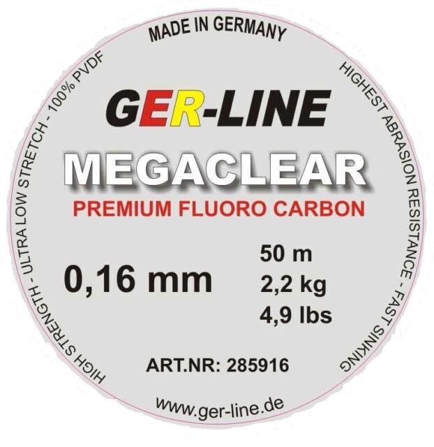 Climax Fluorocarbon Leader 50 m 0,50 mm
