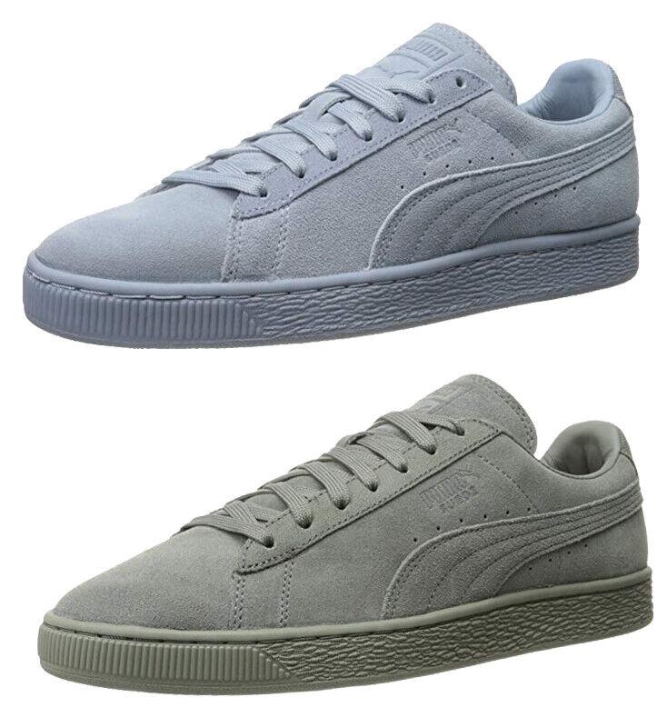 PUMA Men's Suede Classic Tonal Fashion Sneaker, 2 Color Options
