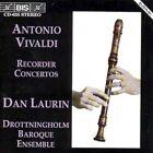Recorder Concertos (laurin Drottningholm Baroque Ensemble) Antonio Vivaldi AUDI