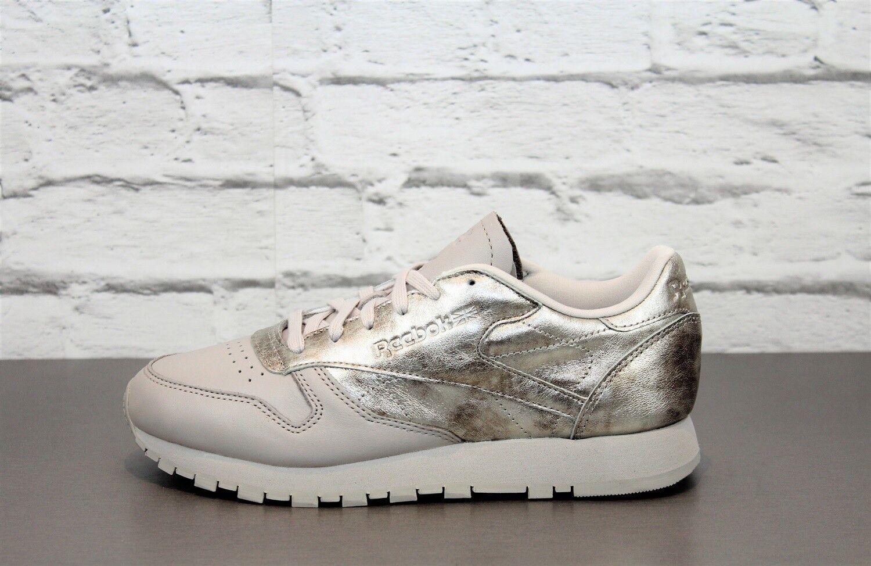 2014c6e4d Nuevo Reebok CLASSIC bs8355 Zapatillas Deportivas Zapatos mujer piel de  correr