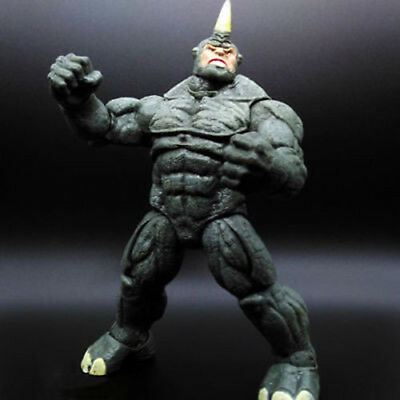 MARVEL SELECT SPIDER-MAN VILLAIN THE RHINO ACTION FIGURES COMIC KIDS  DIAMOND TOY | eBay