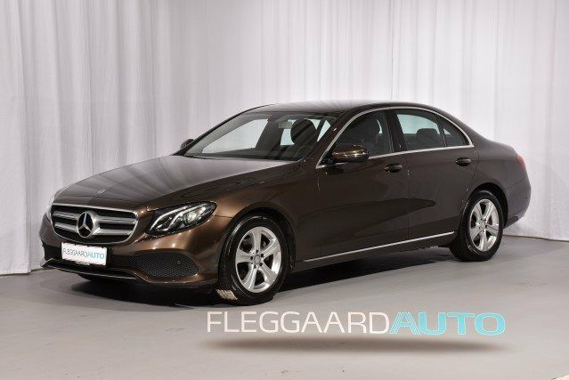 Mercedes E220 d 2,0 Avantgarde aut. 4d - 458.900 kr.