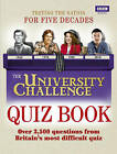 The University Challenge Quiz Book: Over 3,500 Challenging Questions by Steve Tribe (Paperback, 2010)