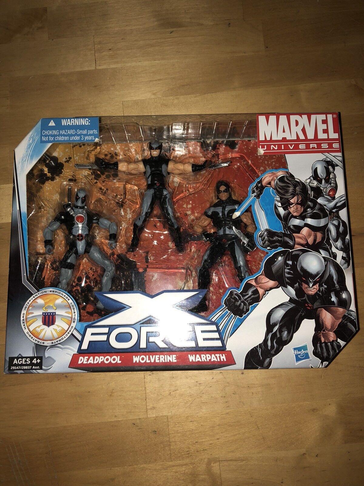 Fuerza X Marvel Universo af Mu 82