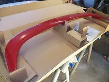 NOS Ford Mustang 3 Tier Rear Spoiler Rio Red Part # F4ZZ 634421-C FREE SHIPPING