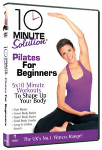 10-Minute-Solution-Pilates-for-Beginners-Region-2-DVD-New