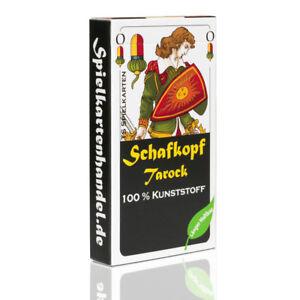 Schafkopf-Karten-aus-100-Kunststoff-Plastik-bayrisch-wasserfest