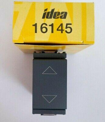 VIMAR IDEA 16140 COMMUTATORE 1P 10AX GRIGIO