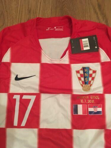 Maglie da calcio della squadra nazionale della Croazia | Acquisti ...