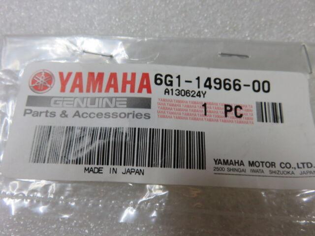 W42 New Genuine Yamaha 6H5-43896-00 O-Ring