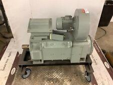 Ge 5cd723sa001a 15 Hp Dc Motor 240 Arm Volt With 037 Kw Ac Blower 5k63mftx105