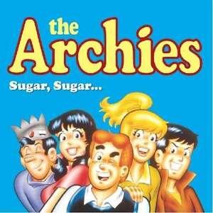THE-ARCHIES-SUGAR-SUGAR-NEW-CD-2006-NEU