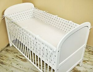 Amilian-Baby-Cot-Bumper-Wrap-Around-Protection-For-Babys-Bed-With-Head-Guard-1