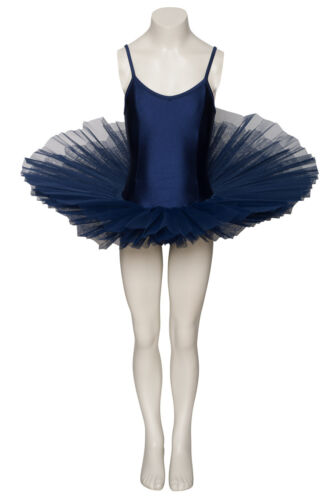 Ladies Girls Navy Blue Ballet Dance Costume Full Tutu Outfit All Sizes By Katz