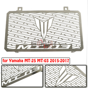 Motorbike-Radiator-Grill-Guard-Cover-Protector-for-Yamaha-MT-25-MT-03-15-17-2016
