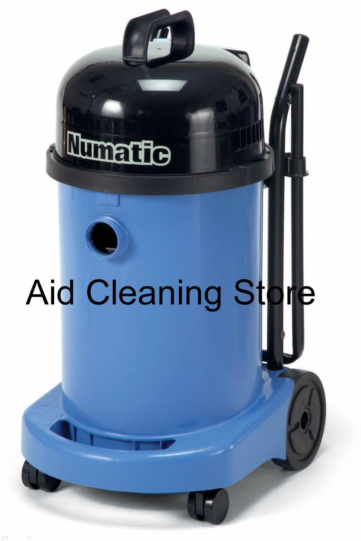 Numatic WV470 -2 sèches ou humides commercial aspirateur bleu 240v avec kit AA12