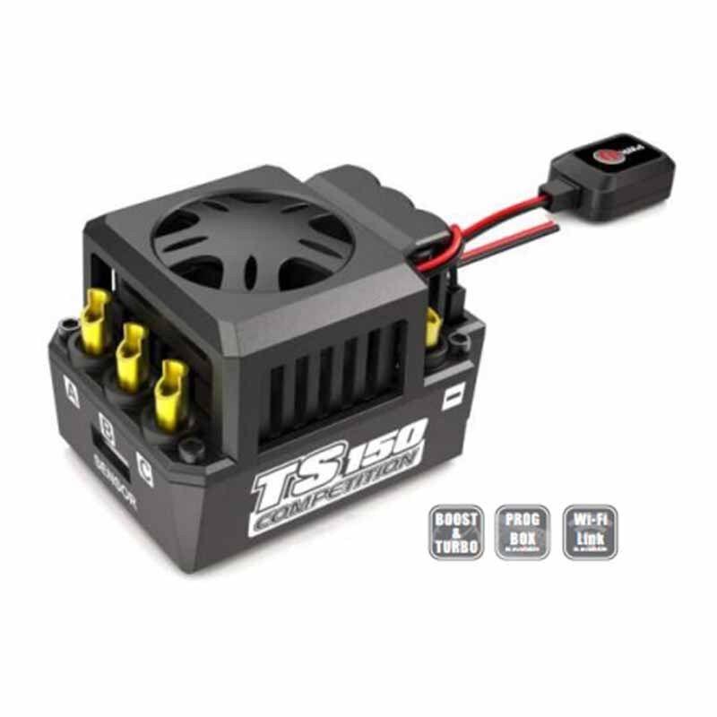 SKYRC Toro TS150 Sensorojo sin cepillo del Motor 150A Radio Control Esc Para Radio Control 1 8 coche 2S-6S Motor