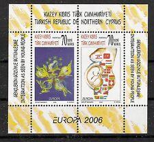 CEPT, Europa Türkisch Zypern 2006, Mi Block 25A, postfrisch, KW 4,00€
