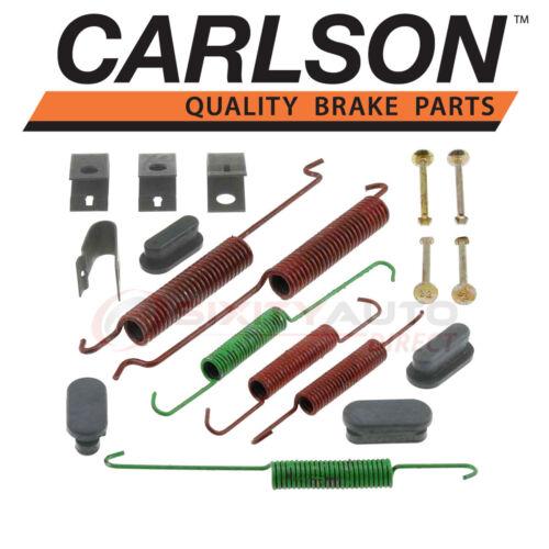 Carlson Rear Drum Brake Hardware Kit for 2005-2006 Dodge Dakota Shoe bp
