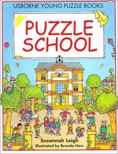 Puzzle School by Susannah Leigh