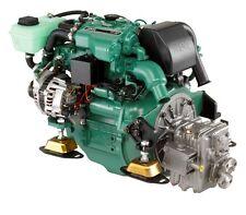 Volvo Penta D1-30 Boot Dieselmotor + Wendegetriebe MS15A MS15L + Instrumente NEU