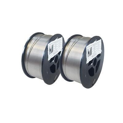 "ER308L 0.023/"" 2lb Stainless Mig welding wire 308L .023/"" X 2 lb"