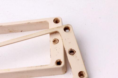 """59/' Burst LP Mounting Ring Set Bone White /""""CAB/"""" fit to Gibson® /""""Art of Aging/"""""""