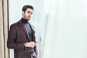 2760-Belvest-Wool-Silk-Mohair-Dark-Burgundy-Suit-40-US-50-EU-Drop-7R-F-W-18