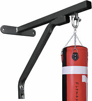 2fit Heavy Duty Punch Bag Wall Bracket Steel Mount Hanging Stand Boxing