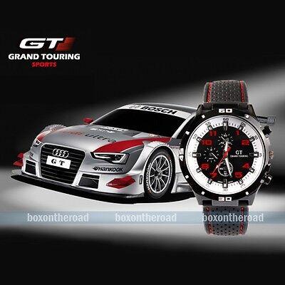 Fashion Rubber Silicone F1 GT Men Sports watch Casual Cycling Analog wrist watch